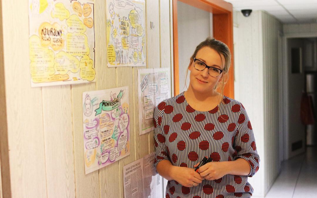 Julia Parzonka i jej przepis na sukces