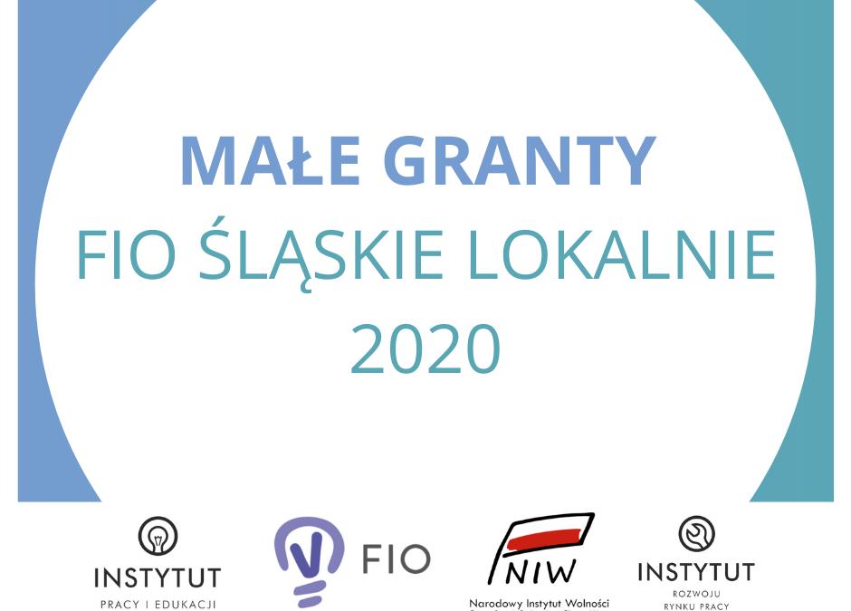 Śląskie Lokalnie 2020: spotkanie FIO w Raciborzu